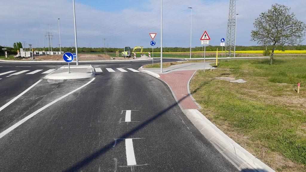 Kreisel Südliche Ringstraße